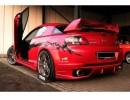 Mazda RX8 Samurai 2 Heckflugel