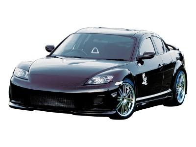 Mazda RX8 Tokyo Seitenschwellern