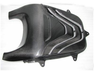McLaren MP4-12C Capac Priza Aer P1-Style Fibra De Carbon