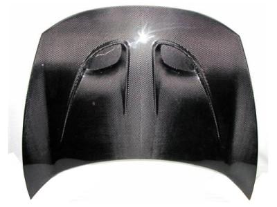 McLaren MP4-12C P1-Style Carbon Fiber Hood