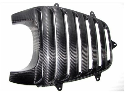 McLaren MP4-12C Supreme Carbon Airbox Cover