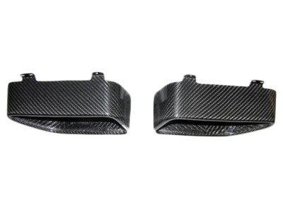 McLaren MP4-12C Supreme Carbon Fiber Rear Exhaust Covers