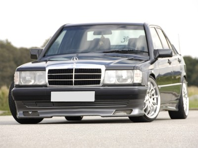 Mercedes 190 W201 Recto Front Bumper Extension