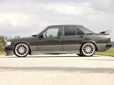 Mercedes 190 W201 Recto Seitenschwellern