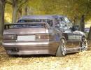 Mercedes 190 W201 Vortex Heckansatz