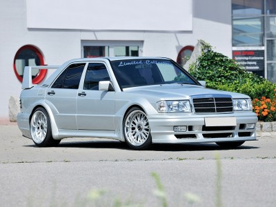 Mercedes 190 W201 Wide Body Kit Recto