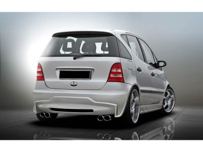Mercedes A-Class Exclusive Side Skirts
