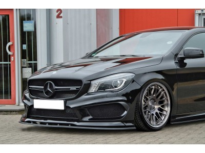 Mercedes A-Class W176 AMG Ivy Front Bumper Extension