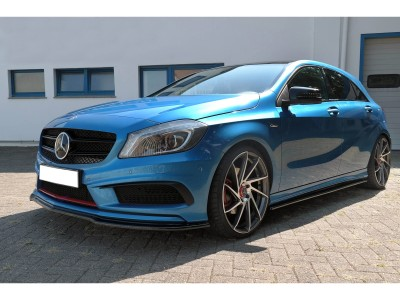 Mercedes A-Class W176 Body Kit Matrix