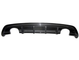 Mercedes A-Class W176 DTM-Style Carbon Fiber Rear Bumper Extension