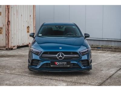 Mercedes A-Class W177 AMG MX2 Front Bumper Extension
