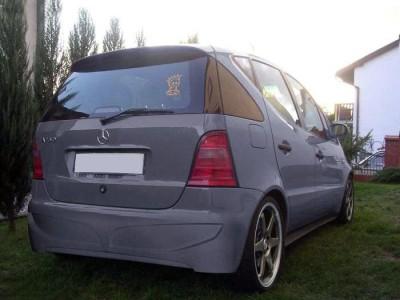Mercedes A-Klasse EDS Heckstossstange
