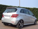 Mercedes B-Class Sport Rear Bumper Extension