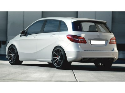 Mercedes B-Class W246 SX Rear Bumper Extension