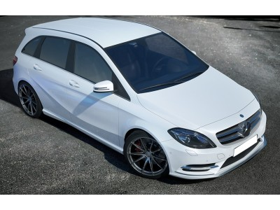 Mercedes B-Class W246 SX Side Skirts