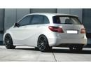 Mercedes B-Osztaly W246 SX Hatso Lokharito Toldat