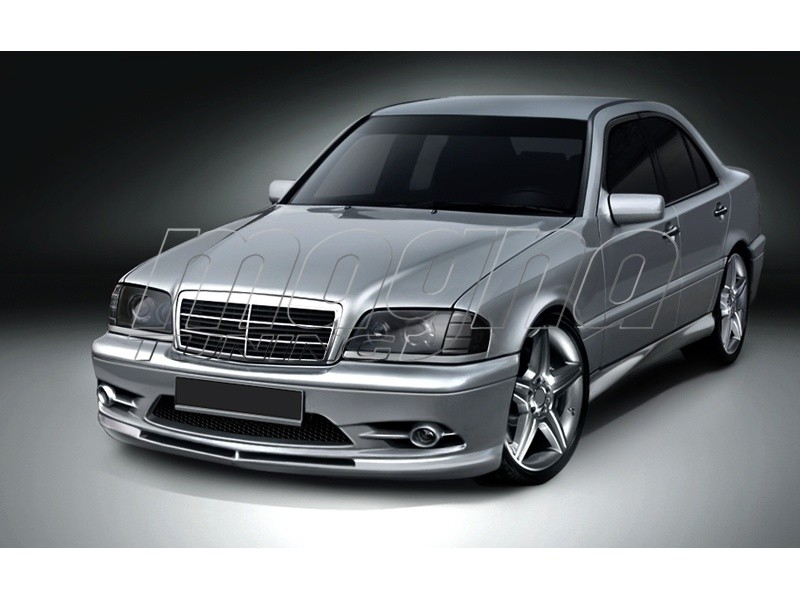 mercedes c class w202 a2 side skirts. Black Bedroom Furniture Sets. Home Design Ideas