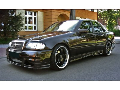 Mercedes C-Class W202 BM Side Skirts