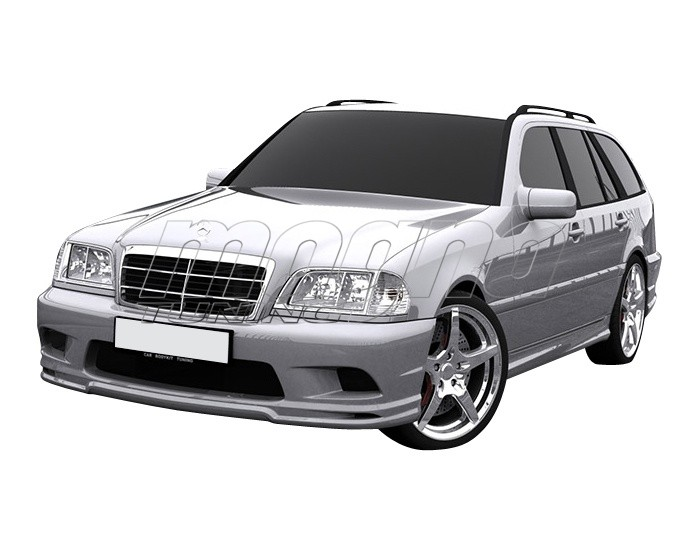 Mercedes c class w202 storm body kit for Mercedes benz c300 body kit