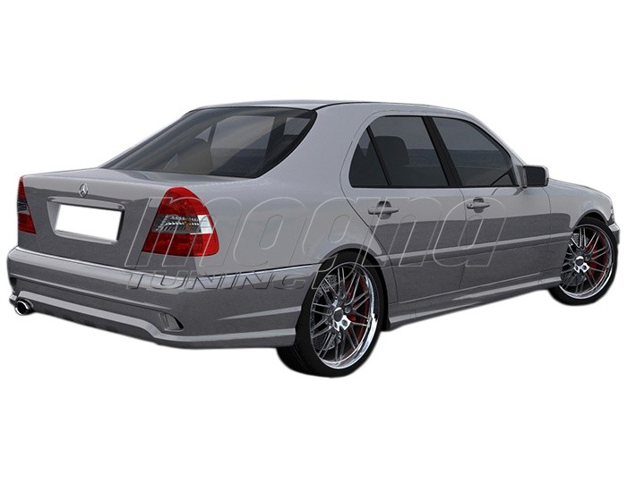 mercedes c class w202 storm body kit. Black Bedroom Furniture Sets. Home Design Ideas