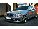 Mercedes C-Class W203 A2 Side Skirts