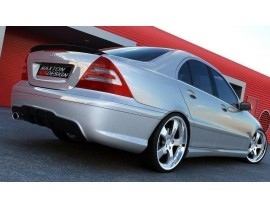 Mercedes C-Class W203 AMG-Style Rear Wing