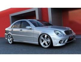 Mercedes C-Class W203 Body Kit AMG-Style