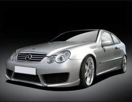 Mercedes C-Class W203 Coupe RaceLine Body Kit