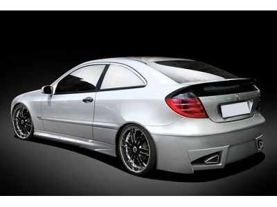 Mercedes C-Class W203 Coupe RaceLine Side Skirts