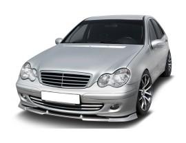 Mercedes C-Class W203 Facelift Verus-X Front Bumper Extension