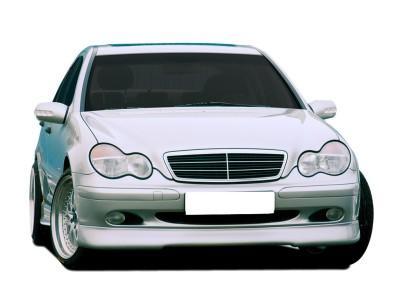 Mercedes C-Class W203 RX Front Bumper Extension