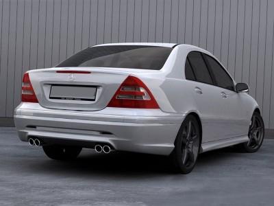 Mercedes C Class W203 Body Kit Front Bumper Rear Bumper Side