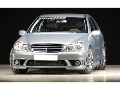 Mercedes C-Class W203 Vortex Front Bumper