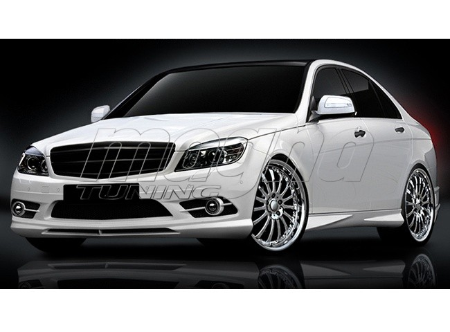 Mercedes c class w204 a2 body kit for Mercedes benz c300 body kit