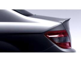 Mercedes C-Class W204 A2 Rear Wing