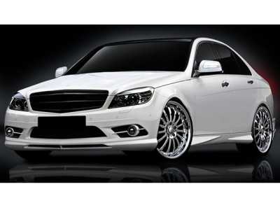 Mercedes C-Class W204 A2 Side Skirts