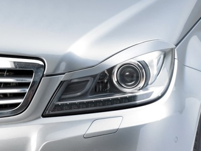 Mercedes C-Class W204 CX Eyebrows