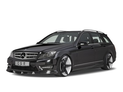 Mercedes C-Class W204 Crono Side Skirts