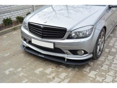Mercedes C-Class W204 Extensie Bara Fata RaceLine