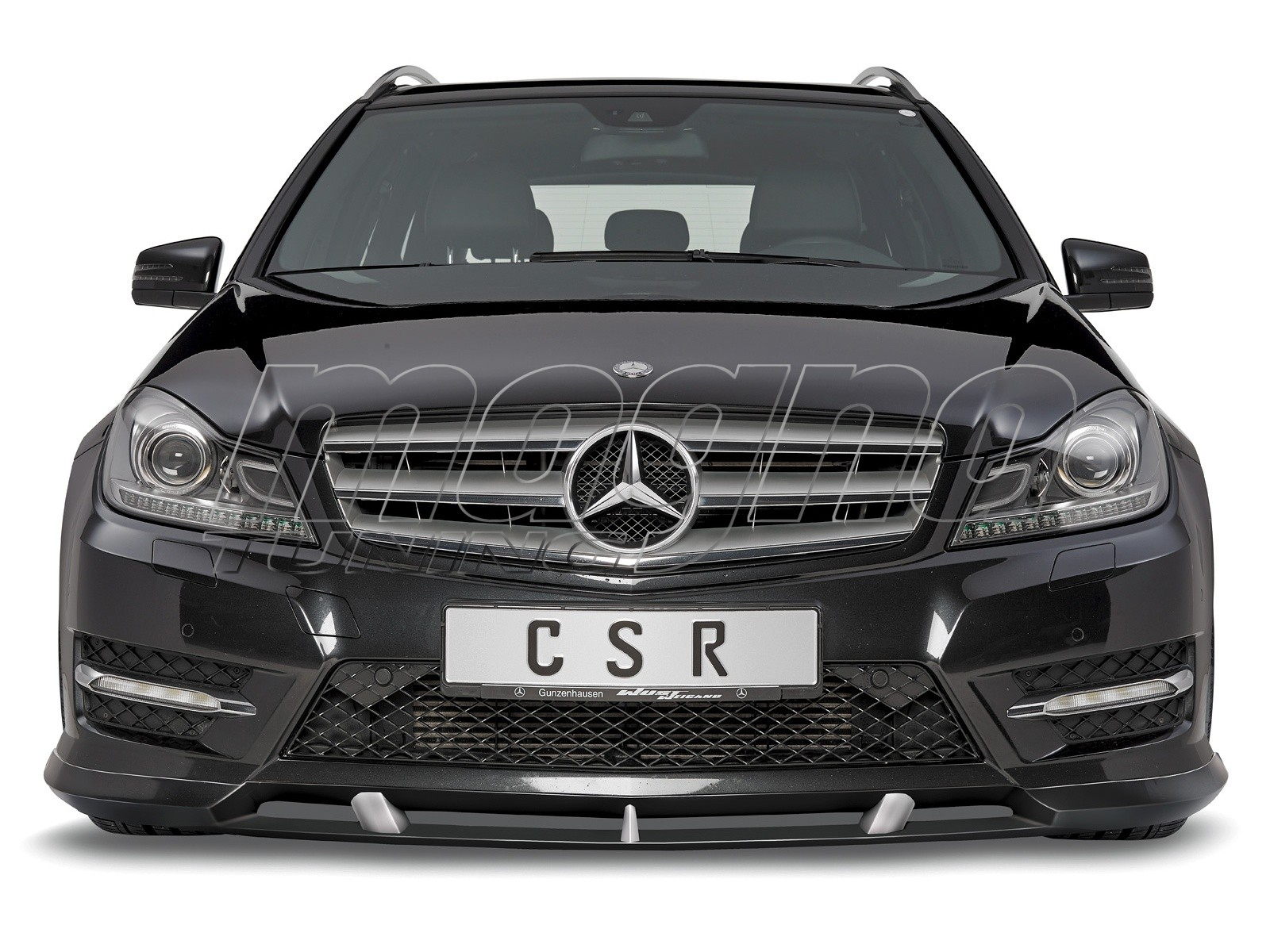 Mercedes C-Class W204 Facelift Crono Body Kit
