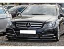 Mercedes C-Class W204 Facelift Extensie Bara Fata Invido