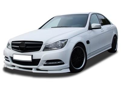 Mercedes C-Class W204 Facelift VFX Front Bumper Extension