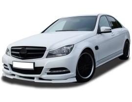 Mercedes C-Class W204 Facelift Verus-X Front Bumper Extension