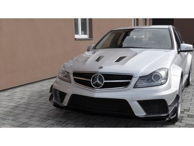 Mercedes C-Class W204 Facelift Wide Body Kit Sonic