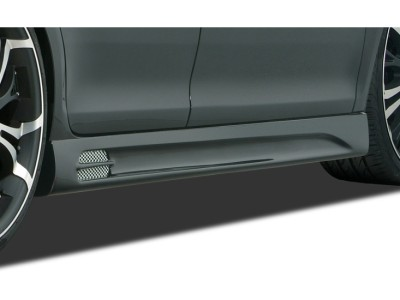 Mercedes C-Class W204 GTX-Race Side Skirts