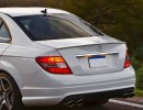 Mercedes C-Class W204 MX Rear Wing