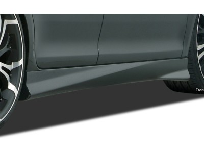 Mercedes C-Class W204 Speed-R Side Skirts