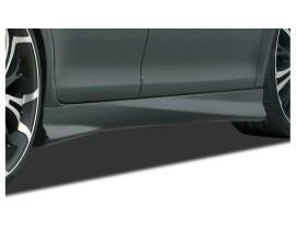 Mercedes C-Class W204 Speed Side Skirts