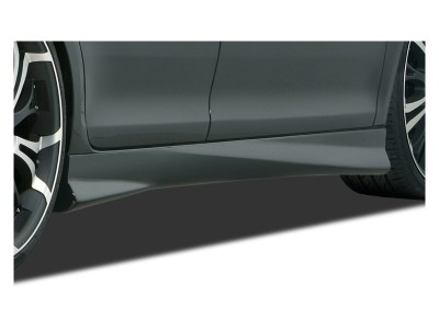 Mercedes C-Class W204 Speed Side Skirts