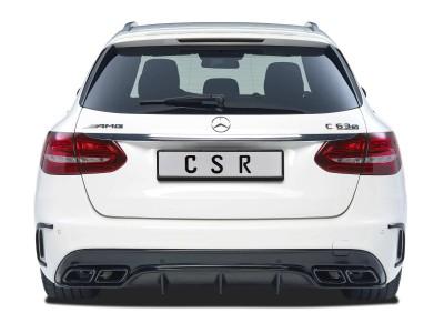 Mercedes C-Class W205 AMG Citrix Rear Bumper Extension